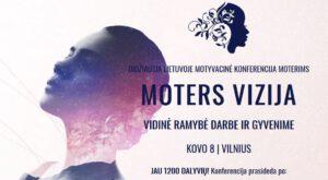 Moters Vizija: Vidinė ramybė darbe ir gyvenime